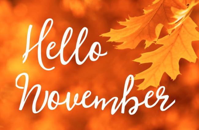 hình ảnh số 4 chào tháng 11 đẹp để làm stt
