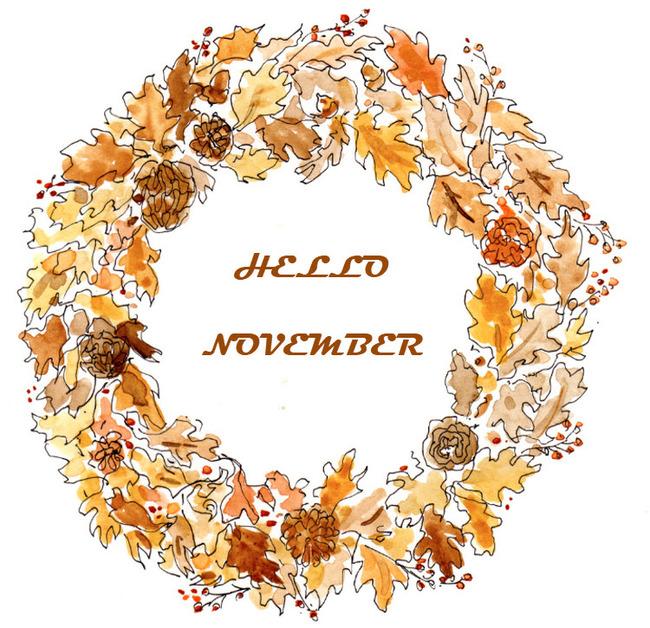 Chào Tuần đầu tiên của tháng 11